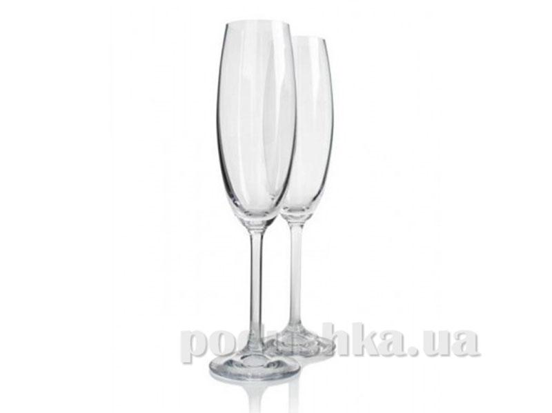 Набор бокалов для шампанского Degustation 220 мл