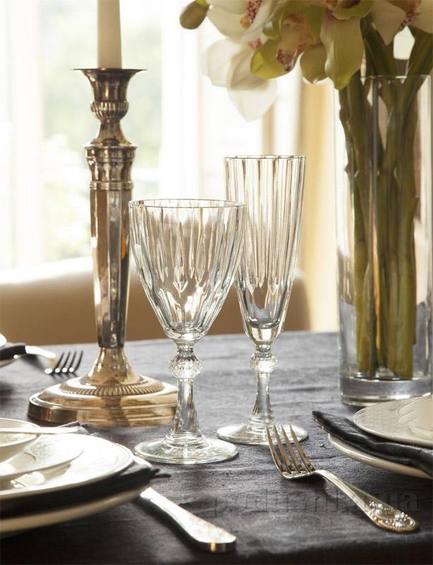 Набор бокалов для шампанского Diamond Pasabahce
