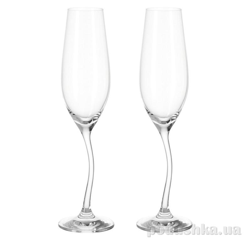 Набор бокалов для шампанского Leonardo Modella