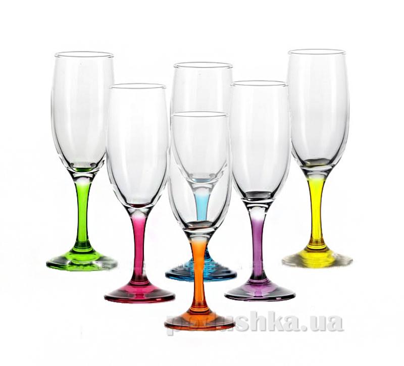 Набор бокалов для шампанского Pasabahce Bistro 97861