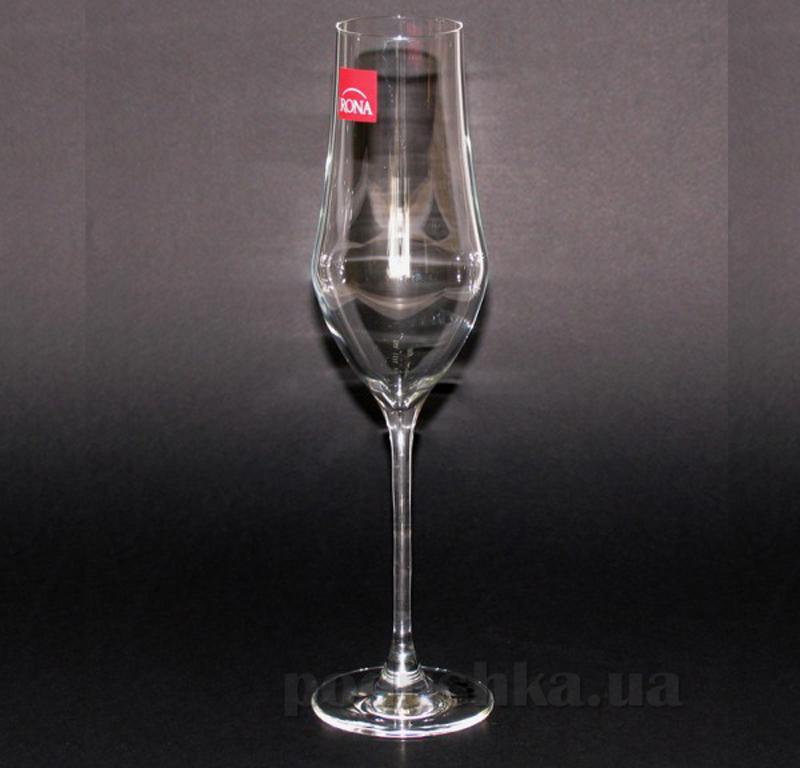 Набор бокалов для шампанского Rona Aniver 6600