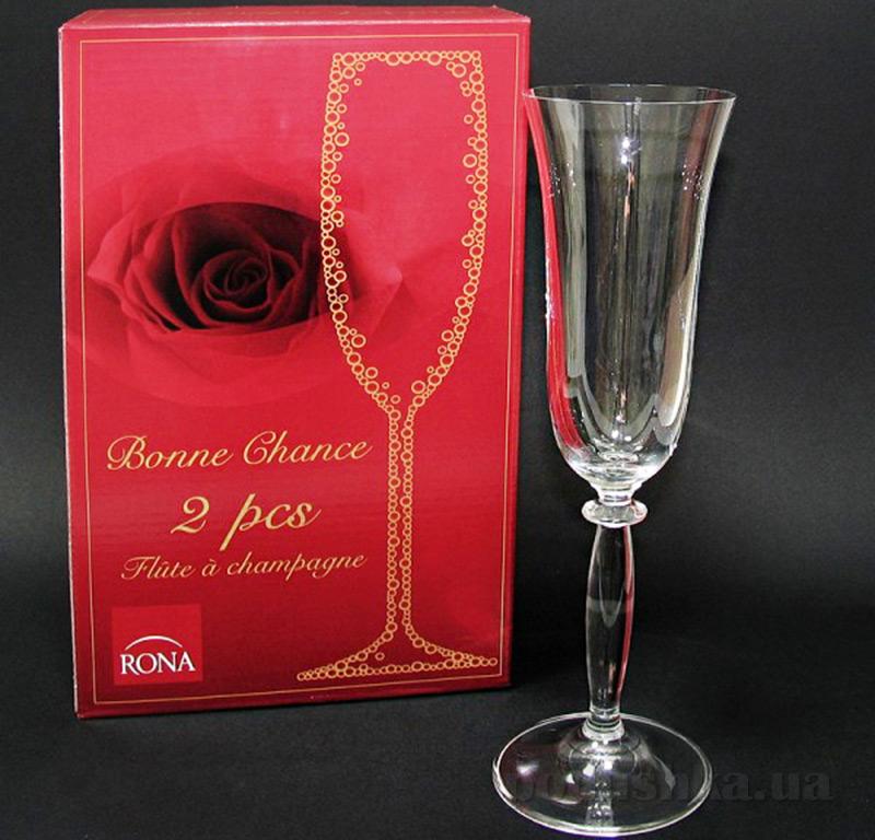 Набор бокалов для шампанского Rona Miranda Bonne Chance 81000247