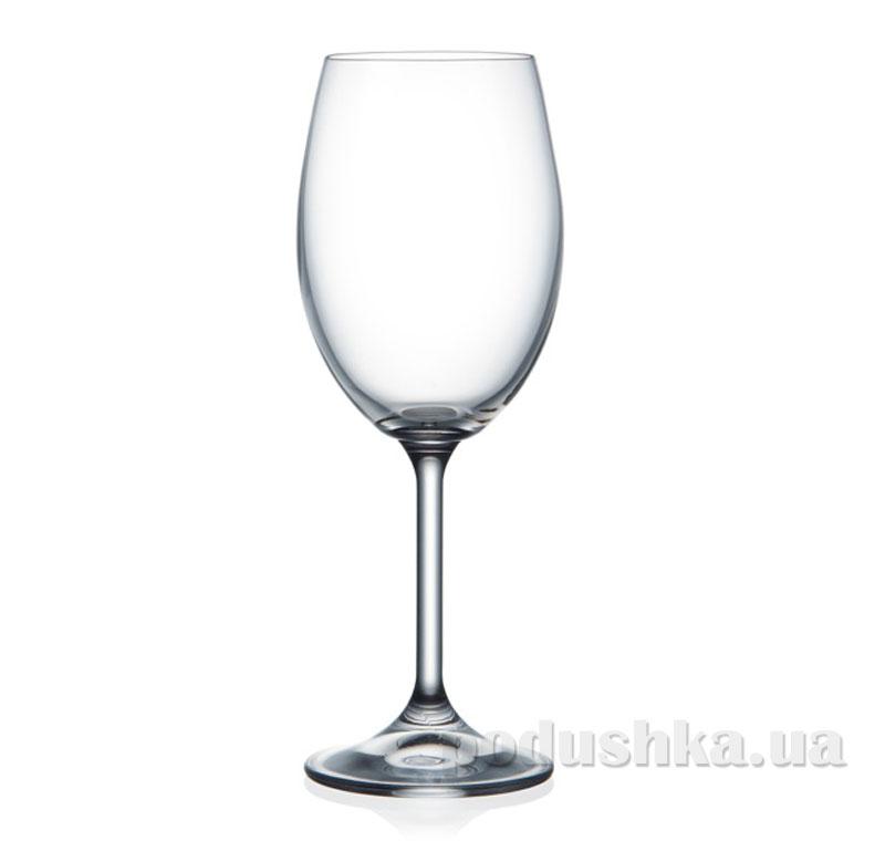 Набор бокалов для вина Bohemia Лара 250 мл 6 шт. 40415/250   Bohemia