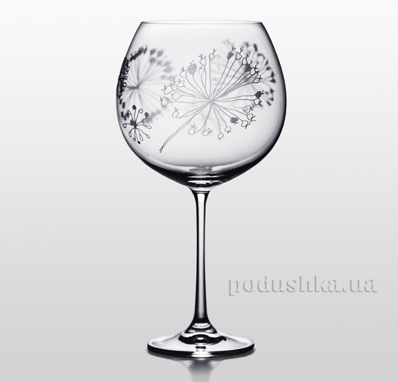 Набор бокалов для вина Grandioso Fiocco Bohemia Sklo 31-02-710-2-034