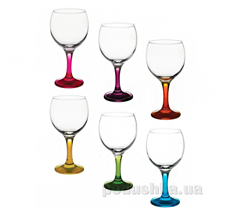 Набор бокалов для вина Pasabahce Bistro 97862