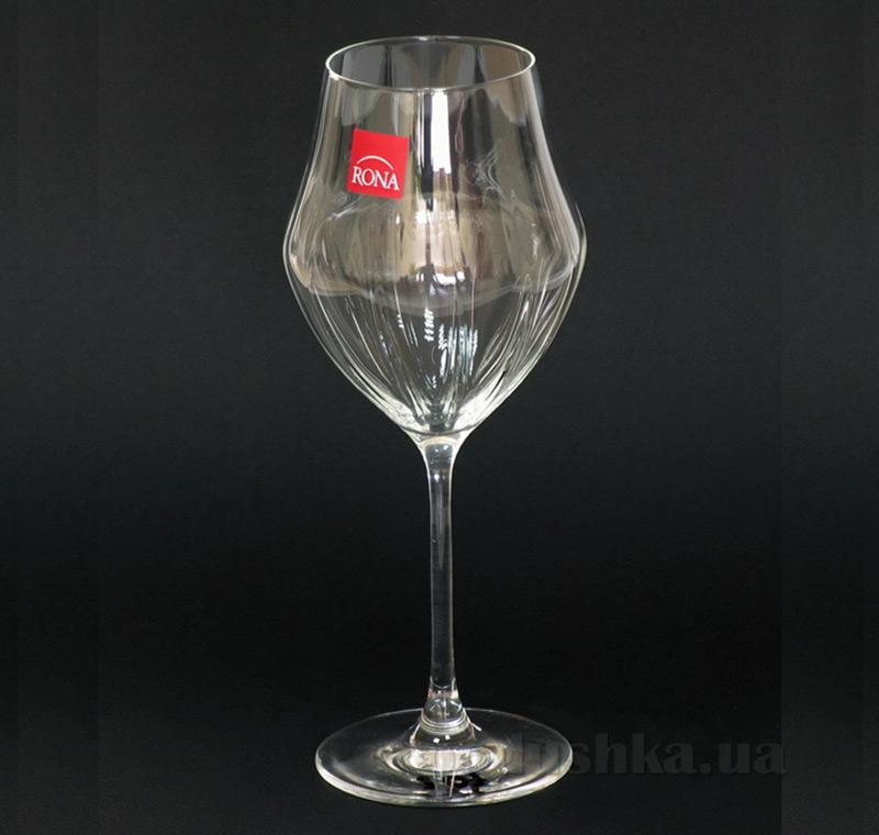 Набор бокалов для вина Rona Aniver Optic 6600/p2 81000208