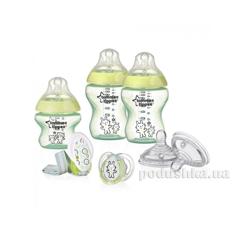 Набор бутылочек для кормления Tommee Tippee 42244777