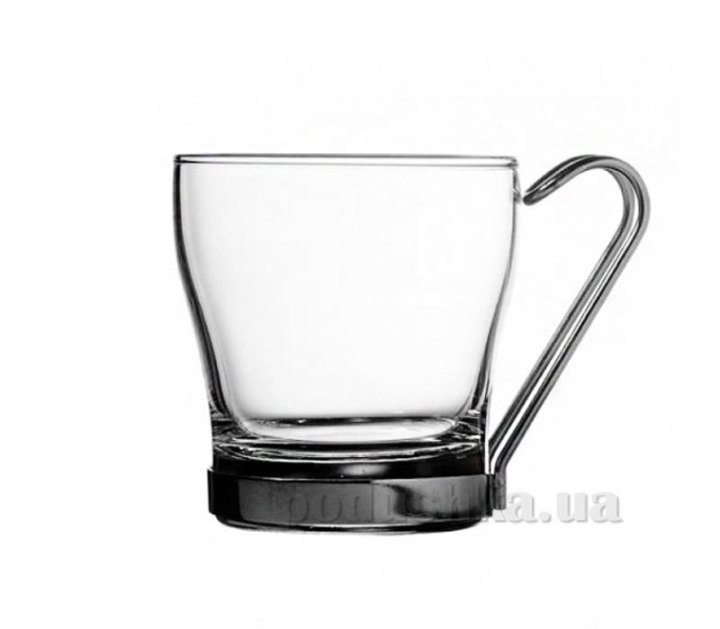 Набор чашек для чая Pasabahce Chroma 42665