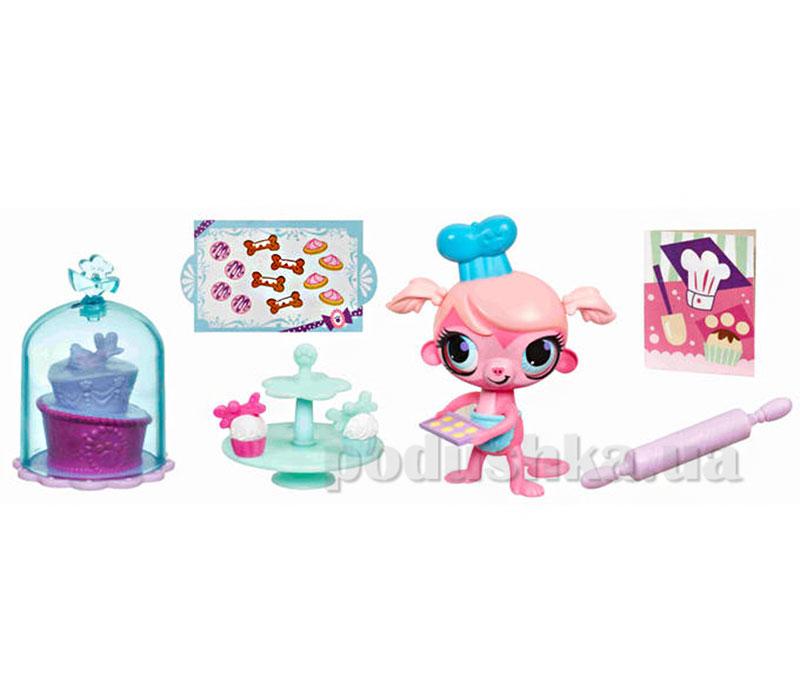 Набор Деликатесы Hasbro Littlest Pet Shop