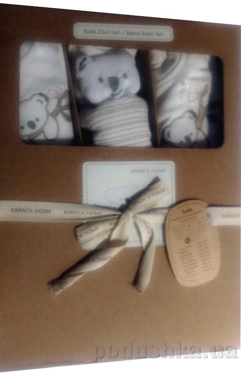 Набор детский Karaca Koala 14 предметов