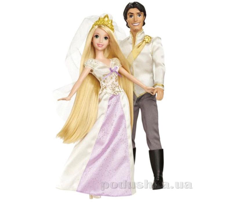 Набор Рапунцель и Флин на свадьбе