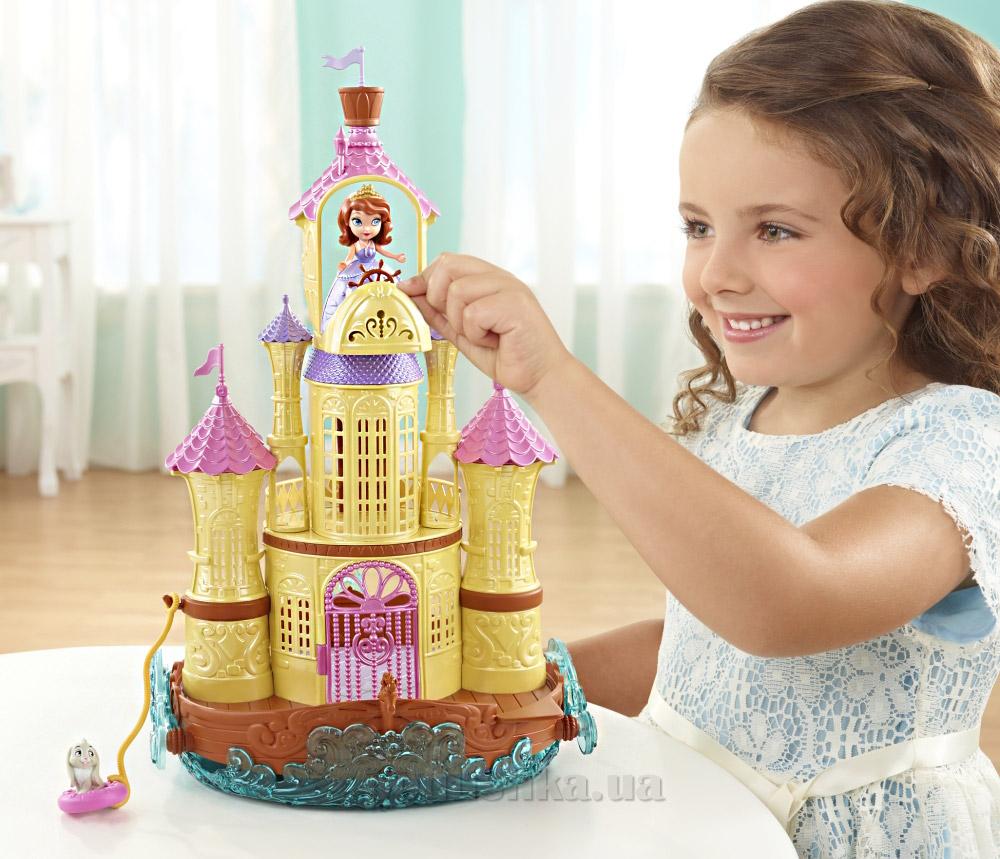 Набор Disney Sofia the First Летний дворец Софии BDK61