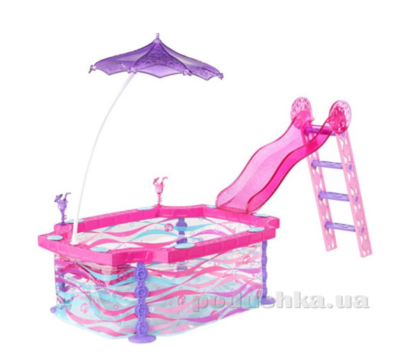 Набор для Барби Гламурный басейн Barbie