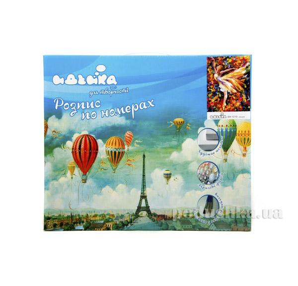 Набор для детского творчества Люди Балерина Идейка 06101019