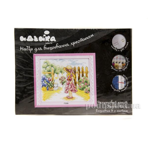 Набор для детского творчества Пейзаж На прогулке Идейка 06100309