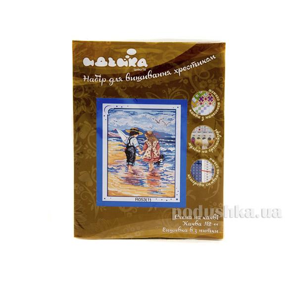 Набор для детского творчества Рука в руке Идейка 06100053