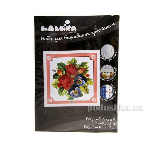 Набор для детского творчества Цветочная фантазия Идейка 06100096