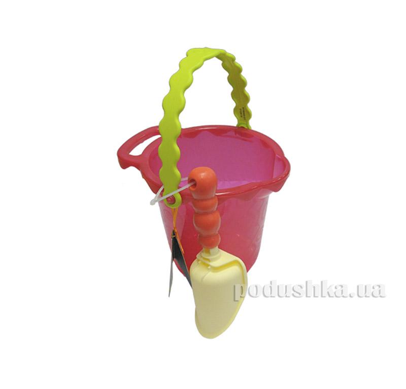 Набор для игры с песком и водой Ведерце с лопаткой Battat BX1430Z