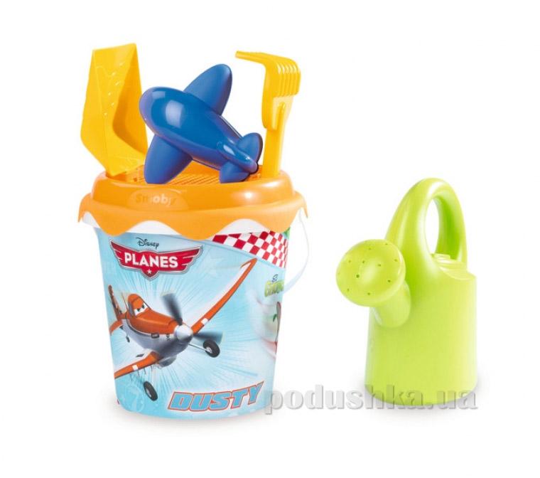 Набор для игры с песком Smoby Planes 5 аксессуаров 040254