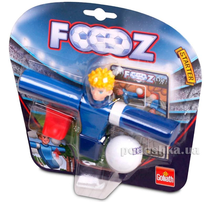 Набор для игры в футбол Foooz 30405-GL синий