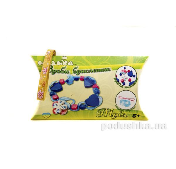 Набор для изготовления браслетов Мечта Идейка 06097049