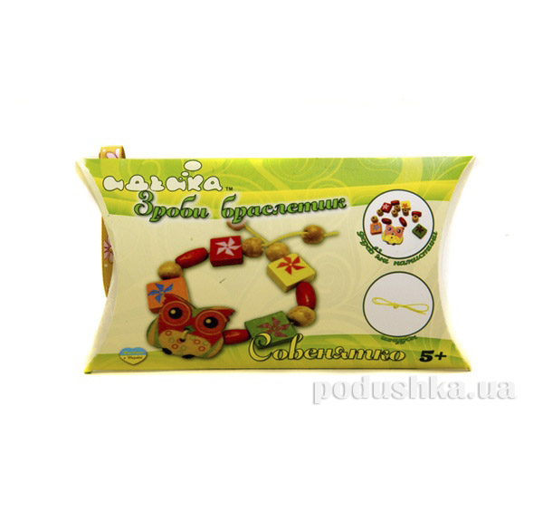 Набор для изготовления браслетов Совенок Идейка 06097050