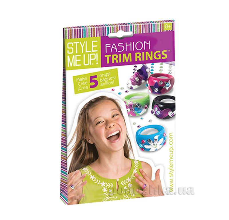 Набор для изготовления колец Fashion Trim Rings Wooky 00401