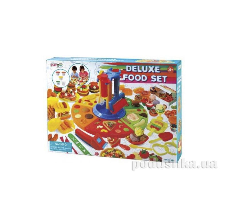 Набор для лепки Детский ресторан PlayGo 8580