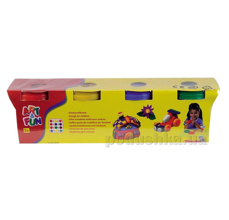 Набор для лепки Основные цвета Simba 632 0642