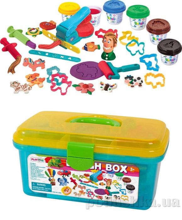 Набор для лепки в коробке PlayGo