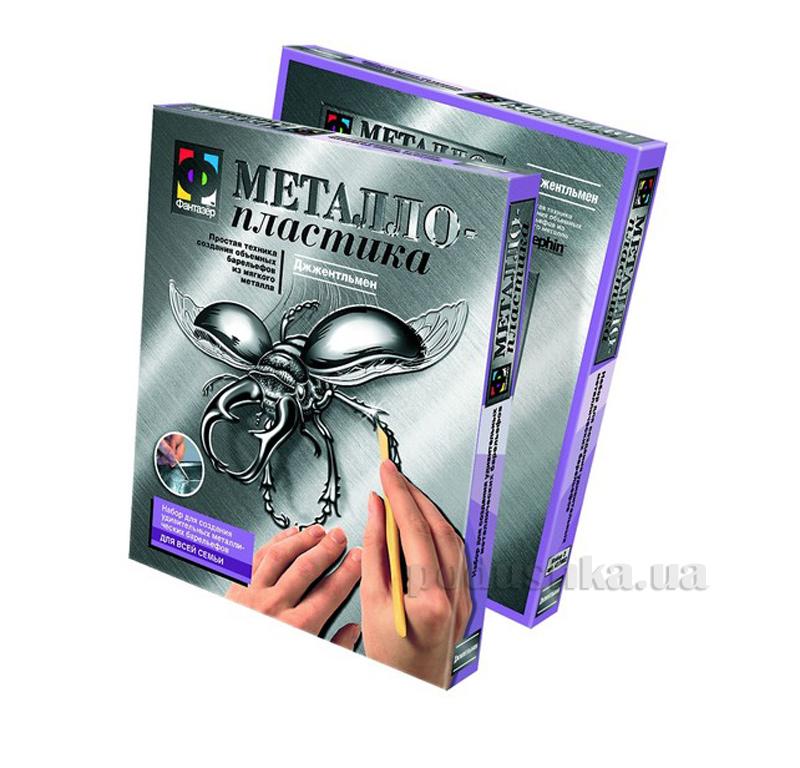 Набор для металлопластики Джентльмен-Жук Фантазер