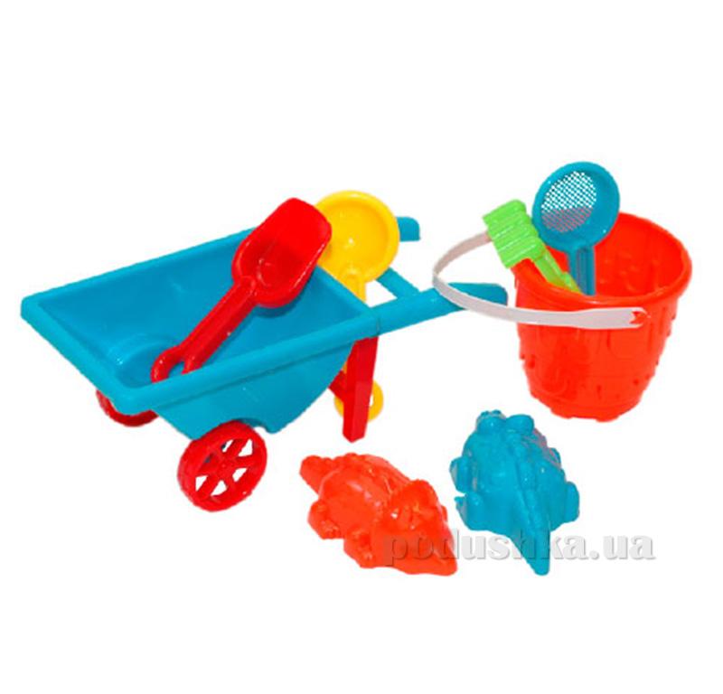 Набор для песочницы 8 елементов Baby Team AKT-9501