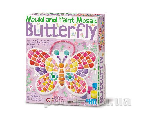 Набор для творчества 4M Бабочка гипсовый барельеф