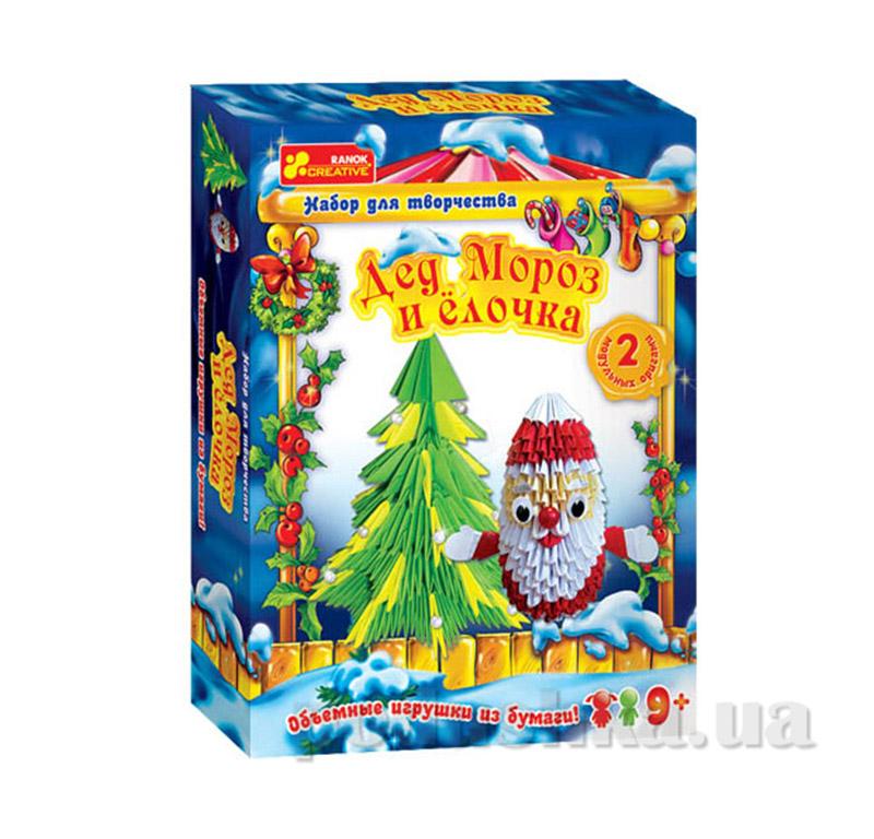Набор для творчества Дед мороз и елочка Ranok Creative 3138-01