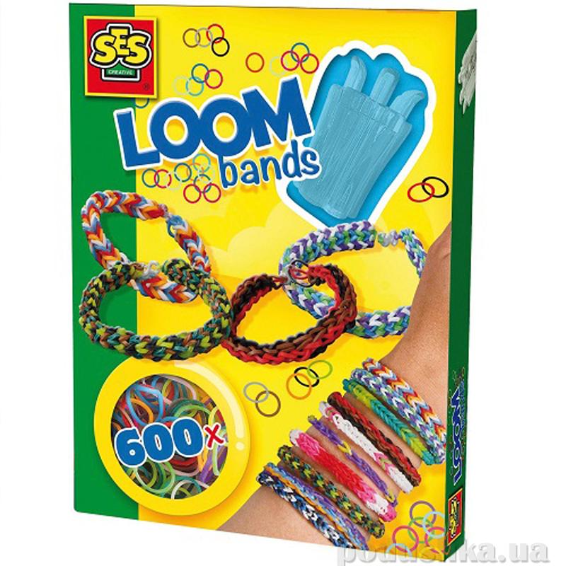 Набор для творчества Модные резиночки Loom Ses 14112S