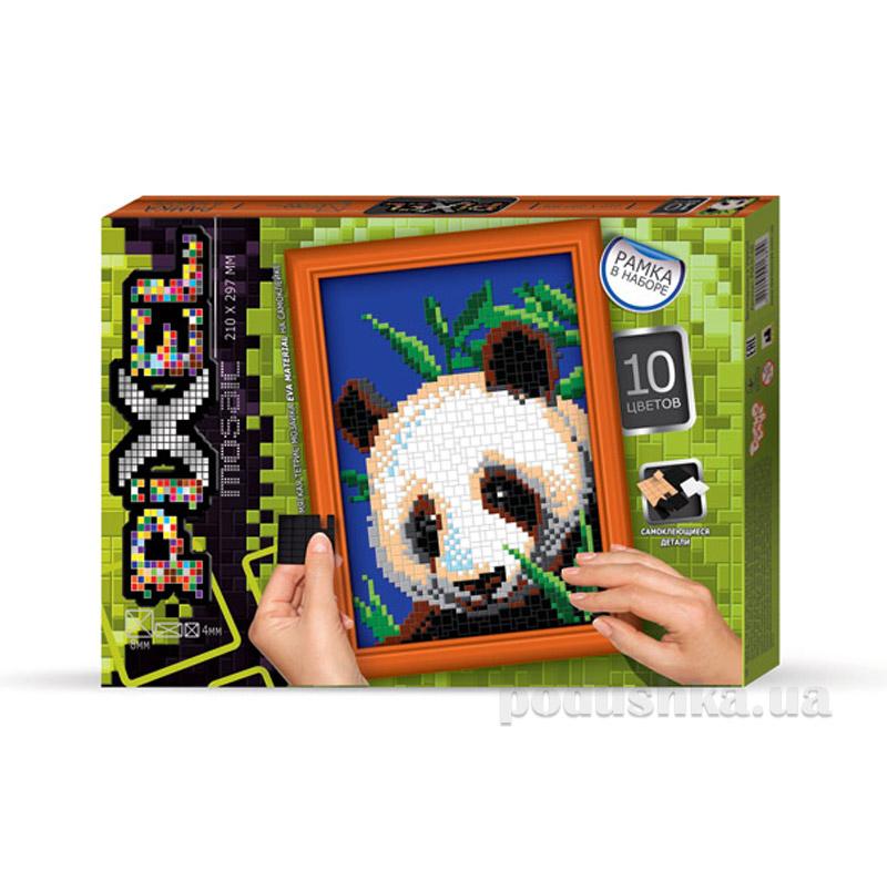 Набор для творчества Мозаика Пиксель Danko Toys (10), РМ-01-01,02,03,04,05...10 ФР-00002713