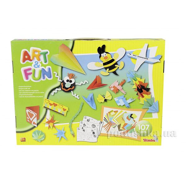 Набор для творчества Оригами Simba 6307423   Simba