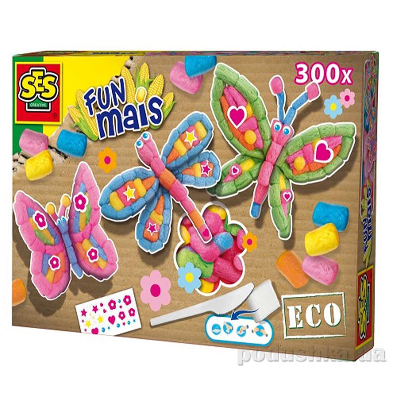 Набор для творчества Забавная Кукуруза Бабочки Ses 24984S
