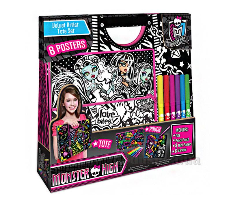 Набор для творчества-сумочка Бархатное творчество 64049 Fashion Angels