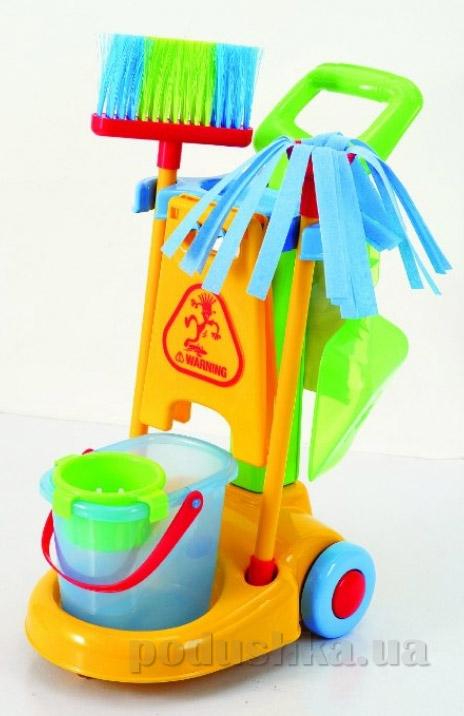 Набор для уборки PlayGo 8 предметов