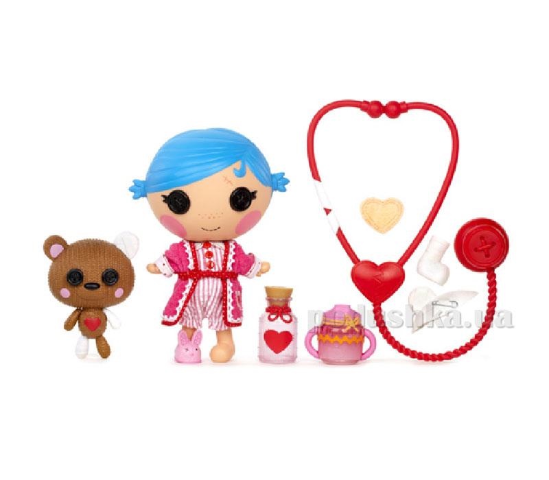 Набор доктора с куклой Малышкой Lalaloopsy Доброе сердечко 514138