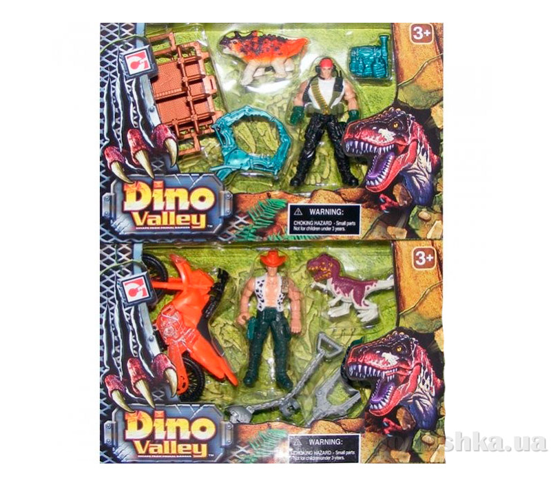 Набор Долина Динозавров 396002 Chap Mei