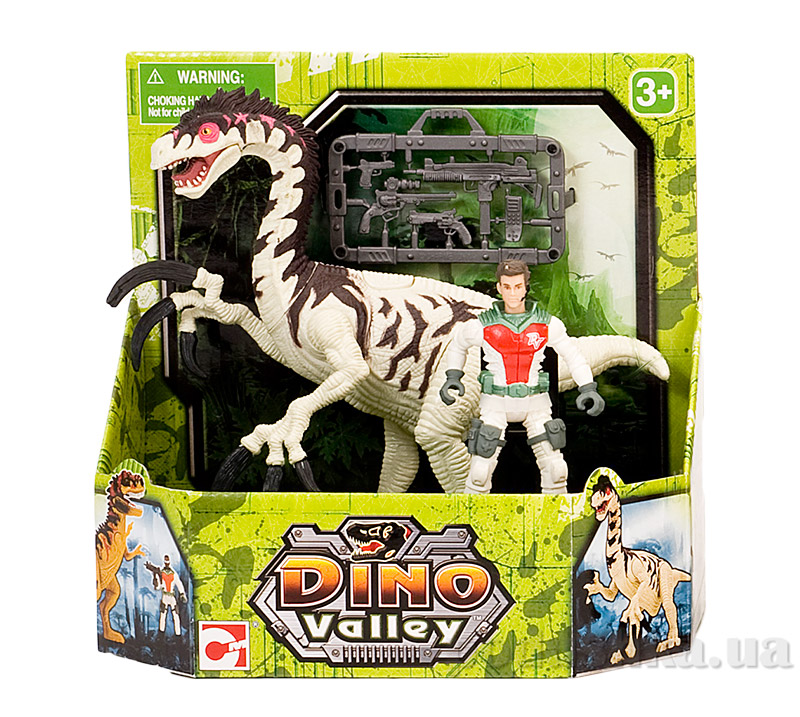 Набор Долина Динозавров 514003 Chap Mei
