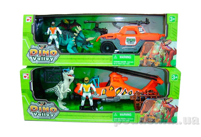 Набор Долина Динозавров 514004 Chap Mei