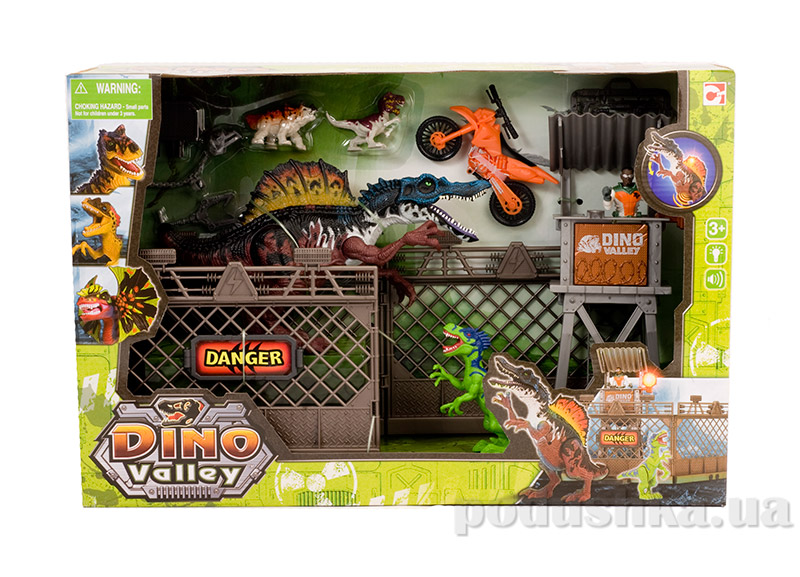 Набор Долина Динозавров 514007 Chap Mei