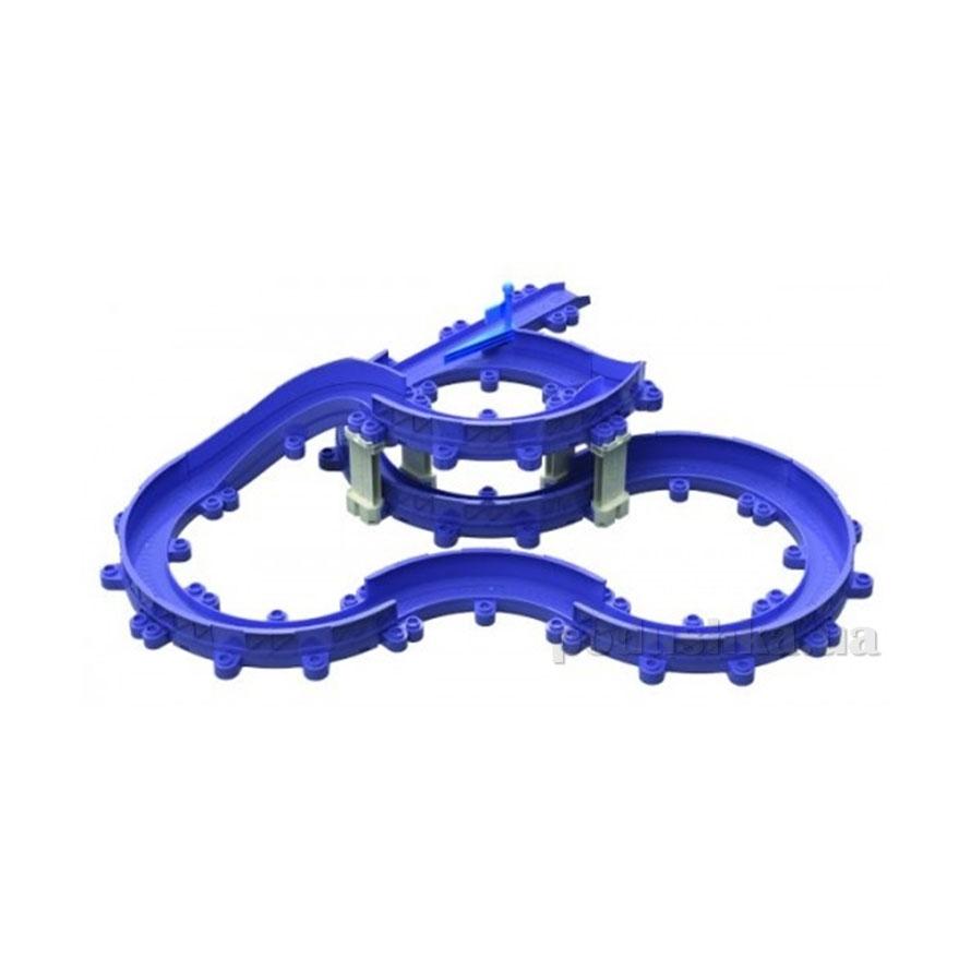 Набор дополнительных элементов с изогнутыми и подъемными рейками Chuggington LC54313