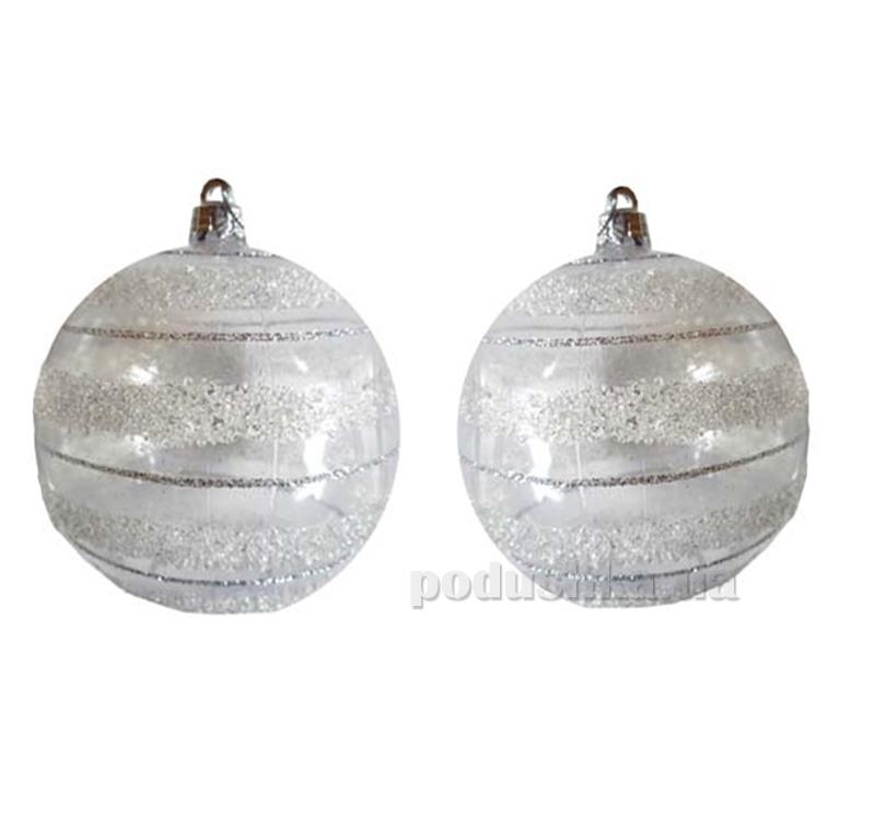 Набор елочных шаров Искорки Новогодько 972181