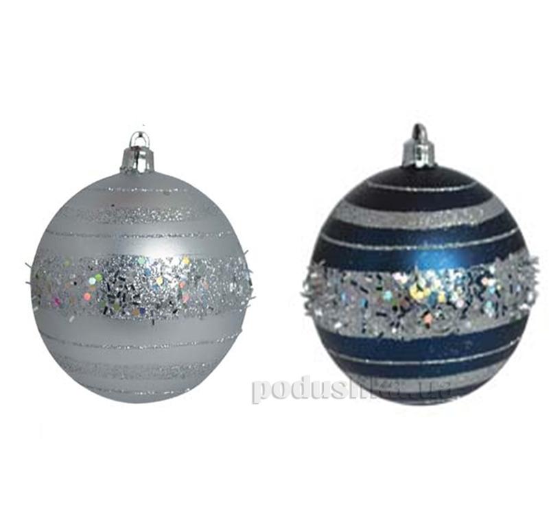 Набор елочных шаров Круги Новогодько 972245