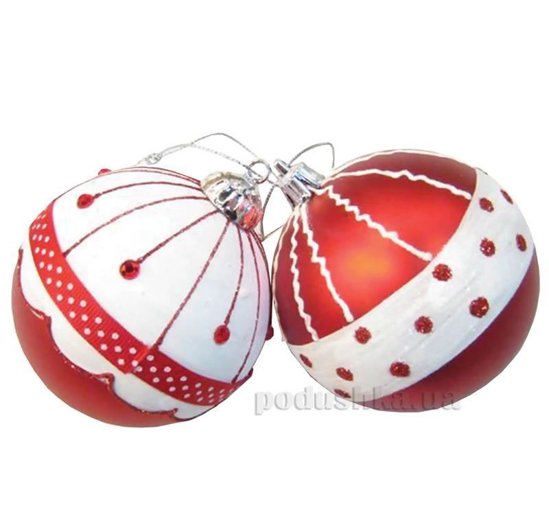 Набор елочных шаров Прованс Новогодько 972227