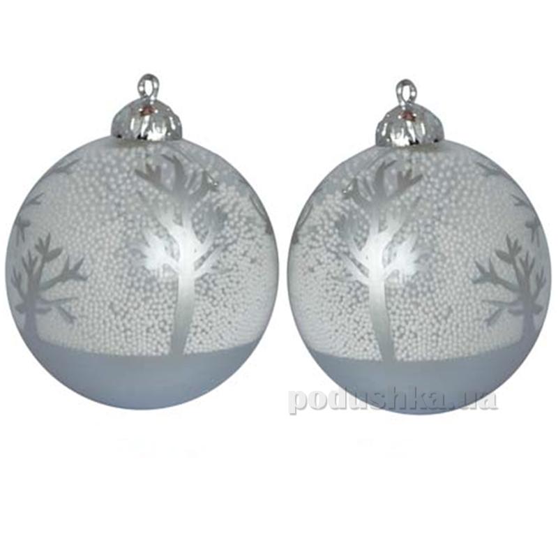 Набор елочных шаров Снежок 972270